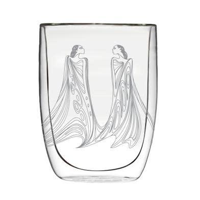 Double Wall Glass- Friends by Maxine Noel-1