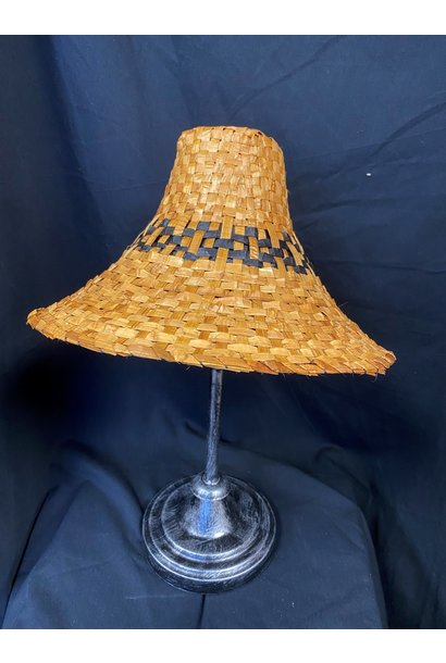 Cedar hand Woven Traditional Hat