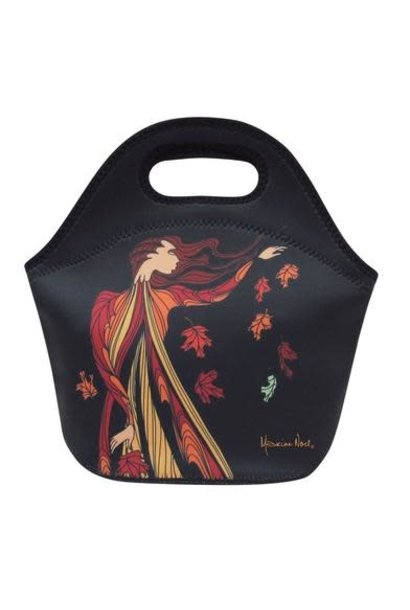 Maxine Noel Leaf Dancer Insulated Lunch Bag