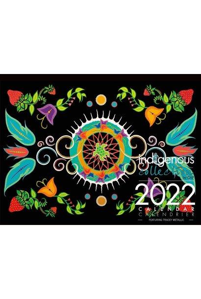 2022 Calendar art by Tracey Metallic