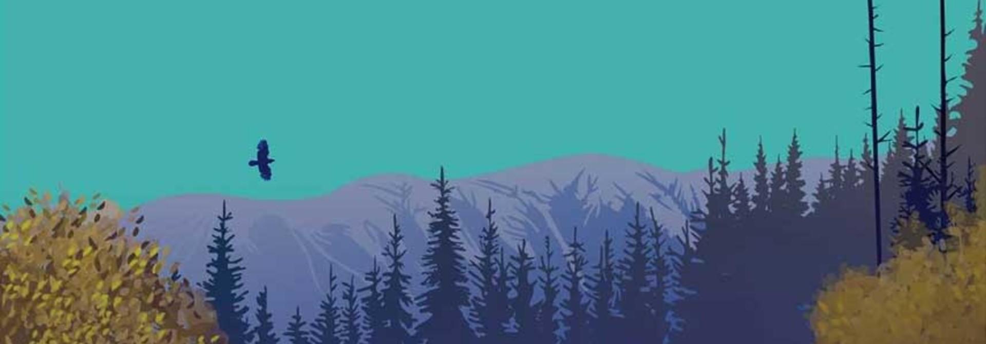 "9x6 art card ""Sasquatch"" by Mark Preston"