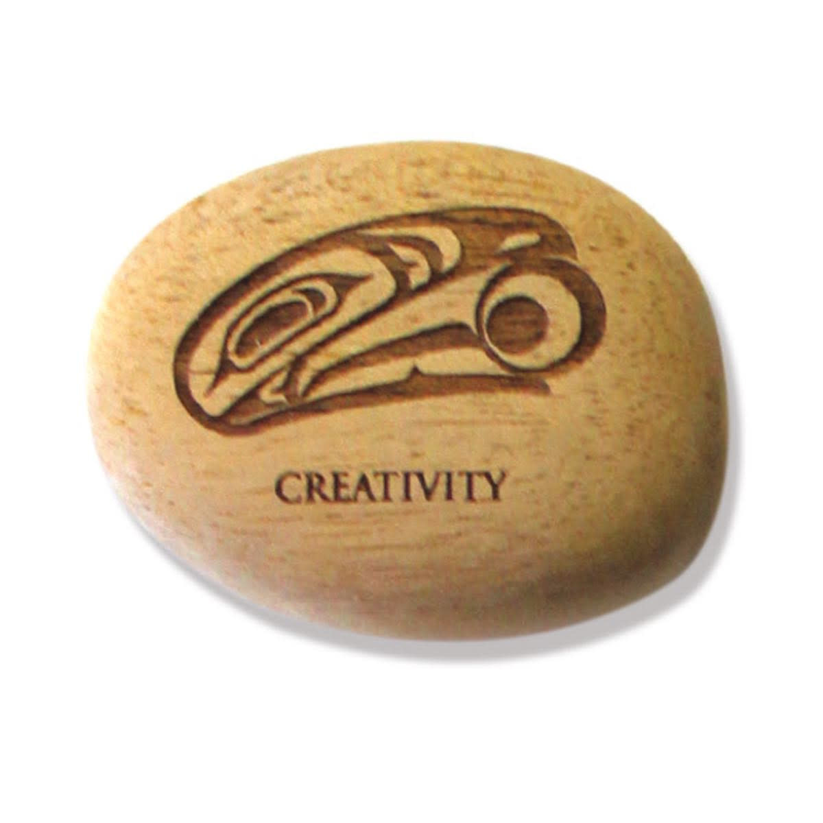 Reclaimed wood Totem Spirits-10