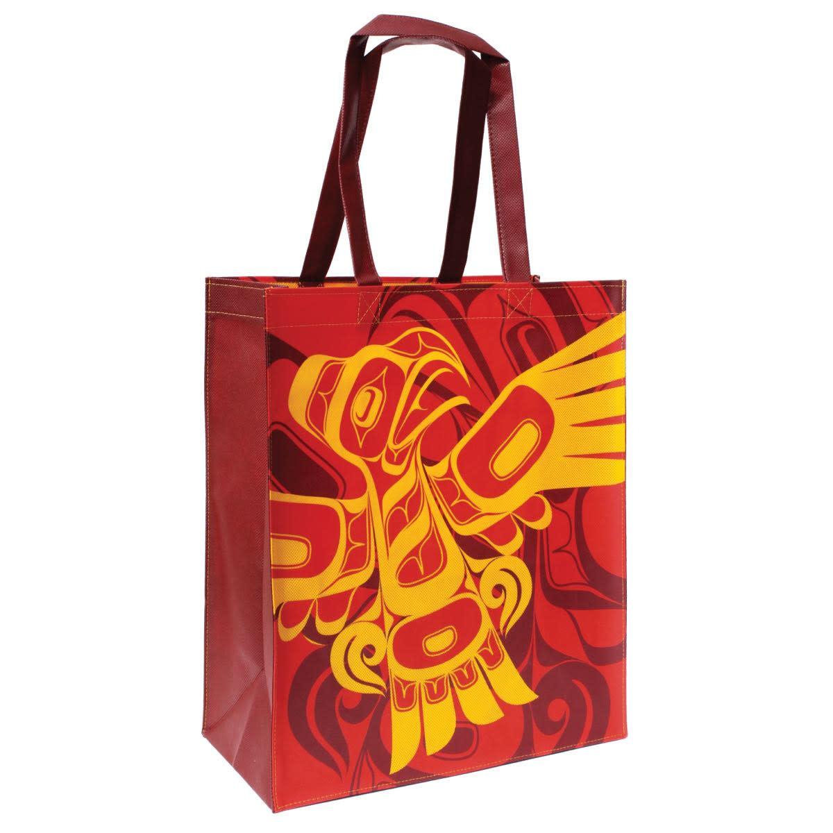 Eco Bag- Eagle by Allan Weir-1