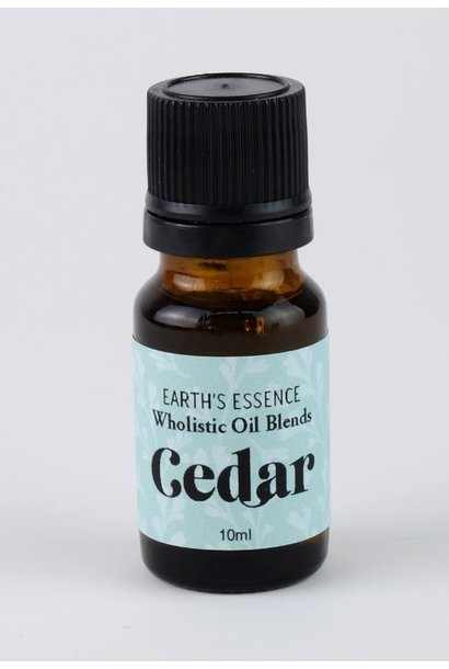 Wholistic Oil Blend Cedar