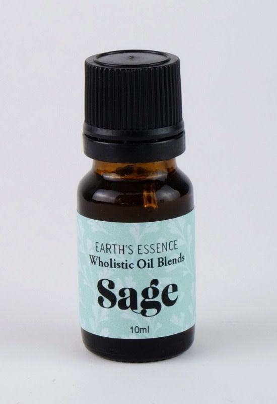 Wholistic Oil Blends Sage-1
