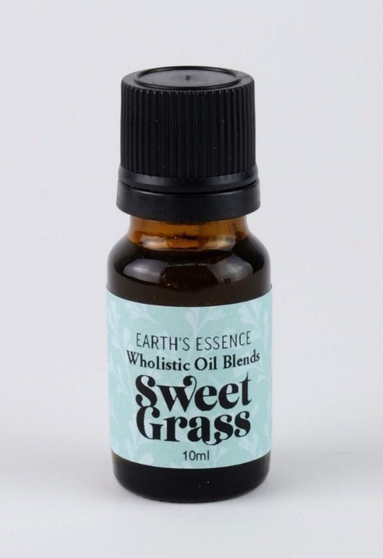 Wholistic Oil Blend Sweet Grass-1