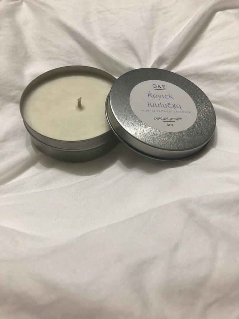 4oz Soy Candles by Oak & Earth-4