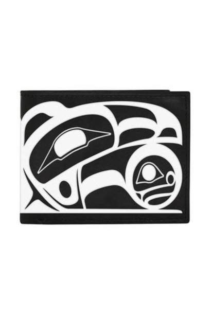 Men's Wallet - Raven by Roy Henry Vickers