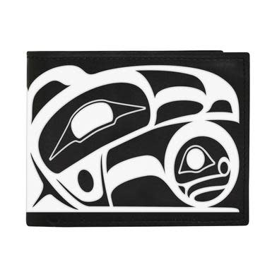 Men's Wallet - Raven by Roy Henry Vickers-1