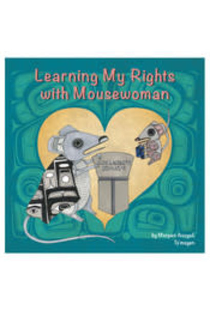Book- Learning about my rights with Mousewoman