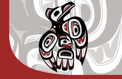 Notebook-Haida Raven III-Clarence Mills-1