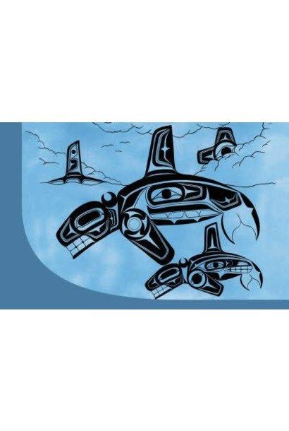 Notebook-Family Of Orcas-Terrance Shorty