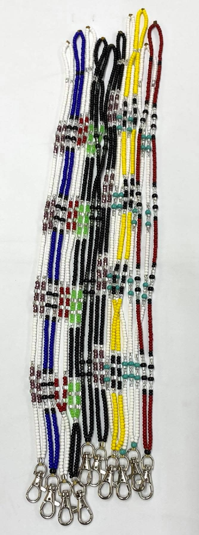 Assorted Beaded Lanyards by Roxanne George-1