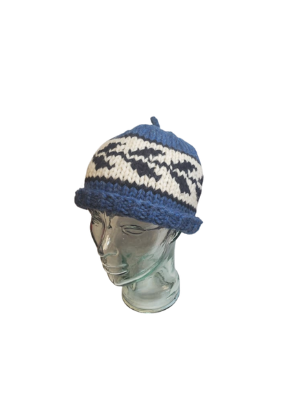 Hand Knit Cowichan Toques