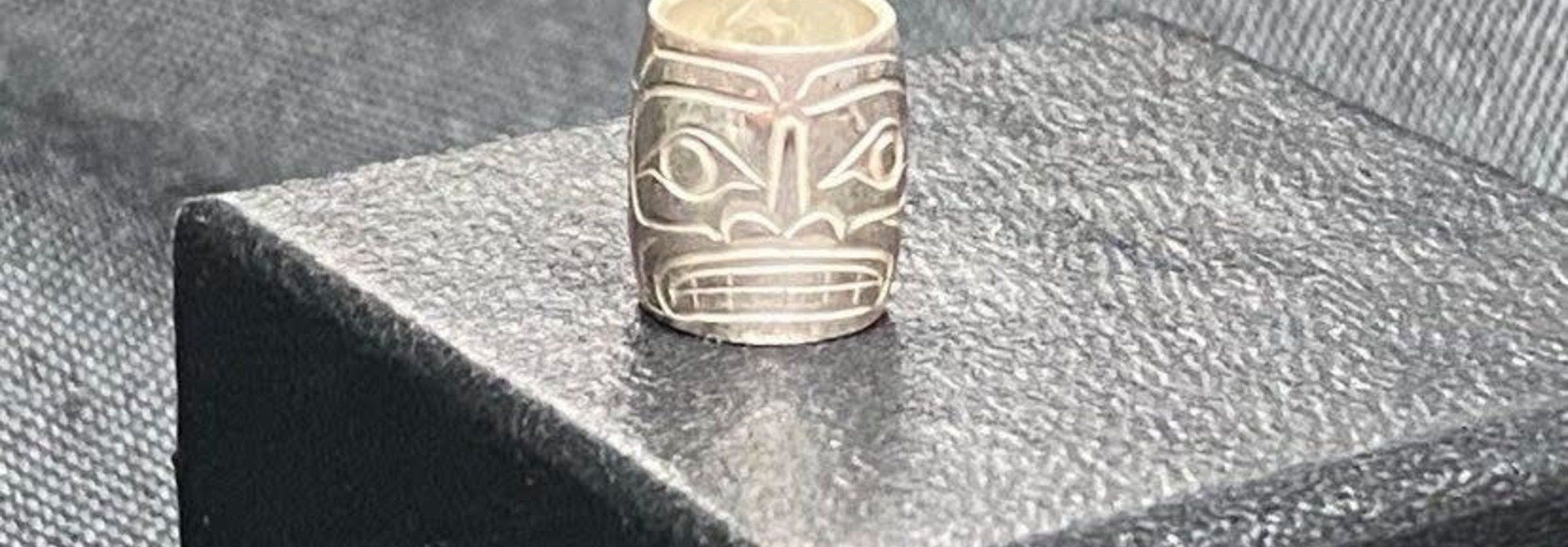 Carved Silver Tradition Charms