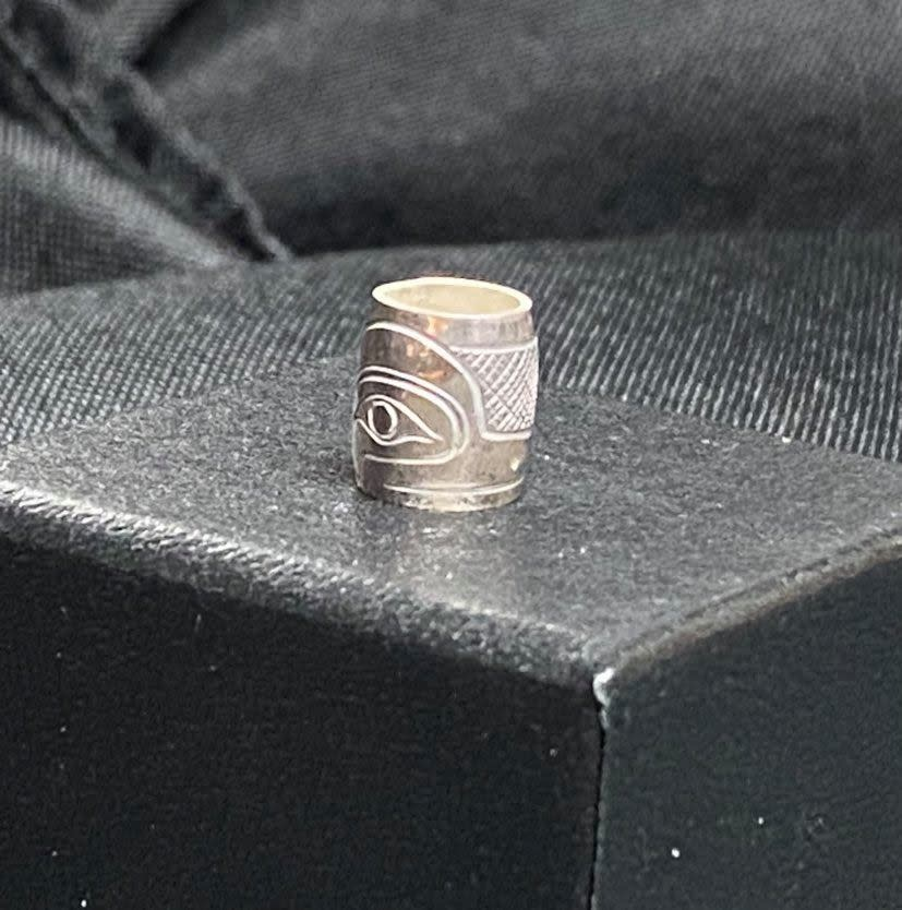 Carved Silver Tradition Charms-11