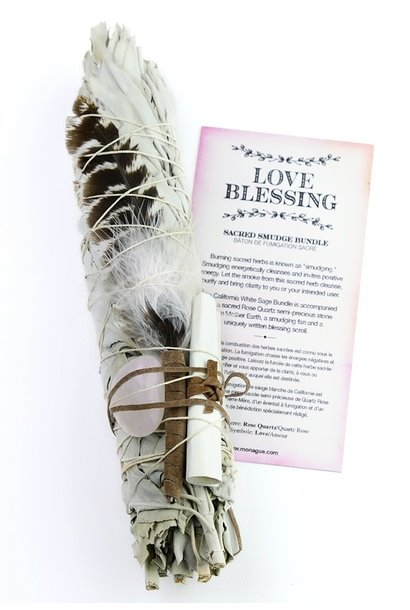 Blessing Smudge Rose