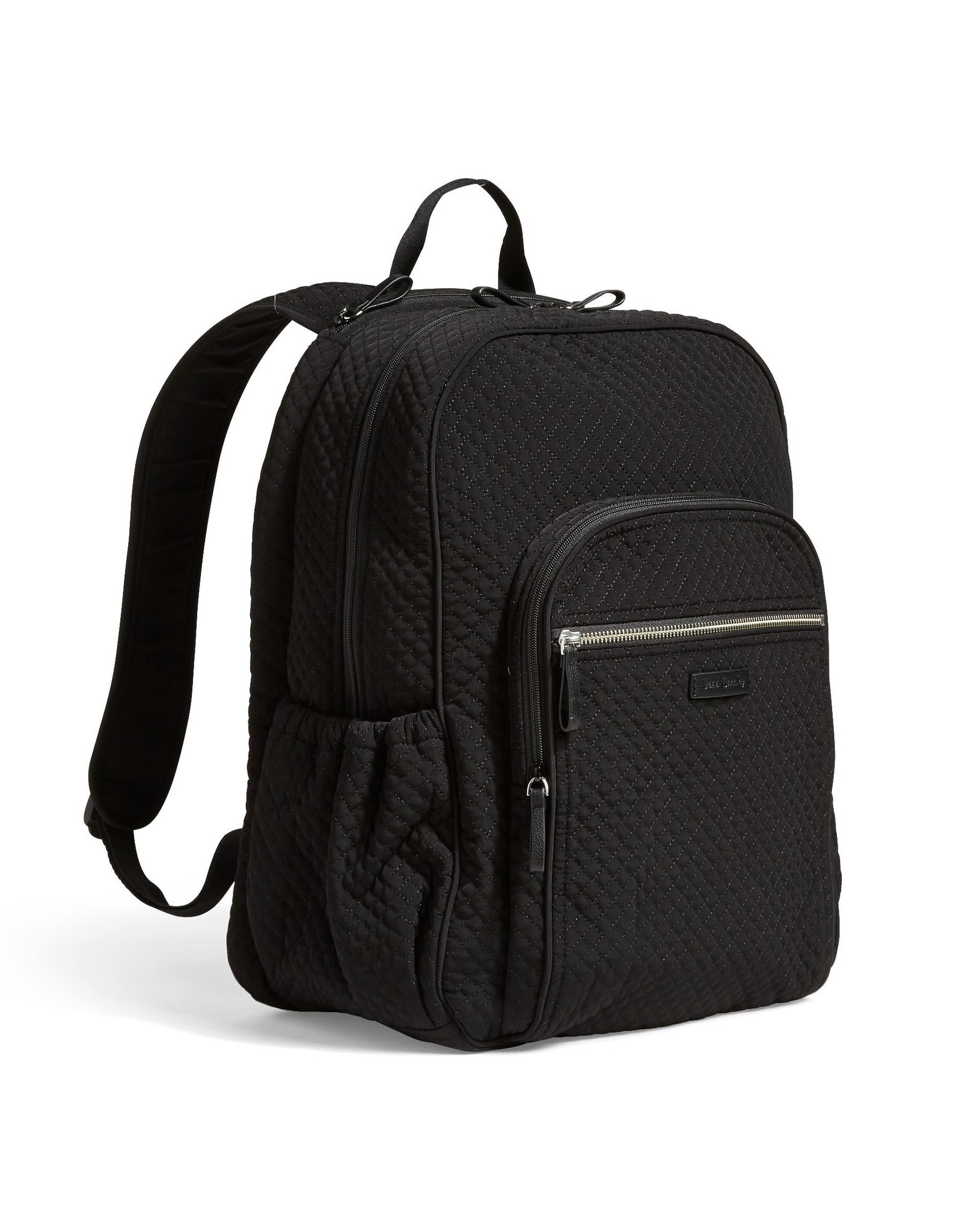 Vera Bradley Campus Backpack, Classic Black