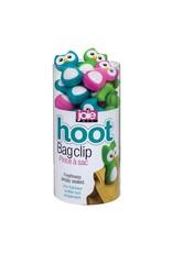 Bag Clip, Hoot Owl Assorted