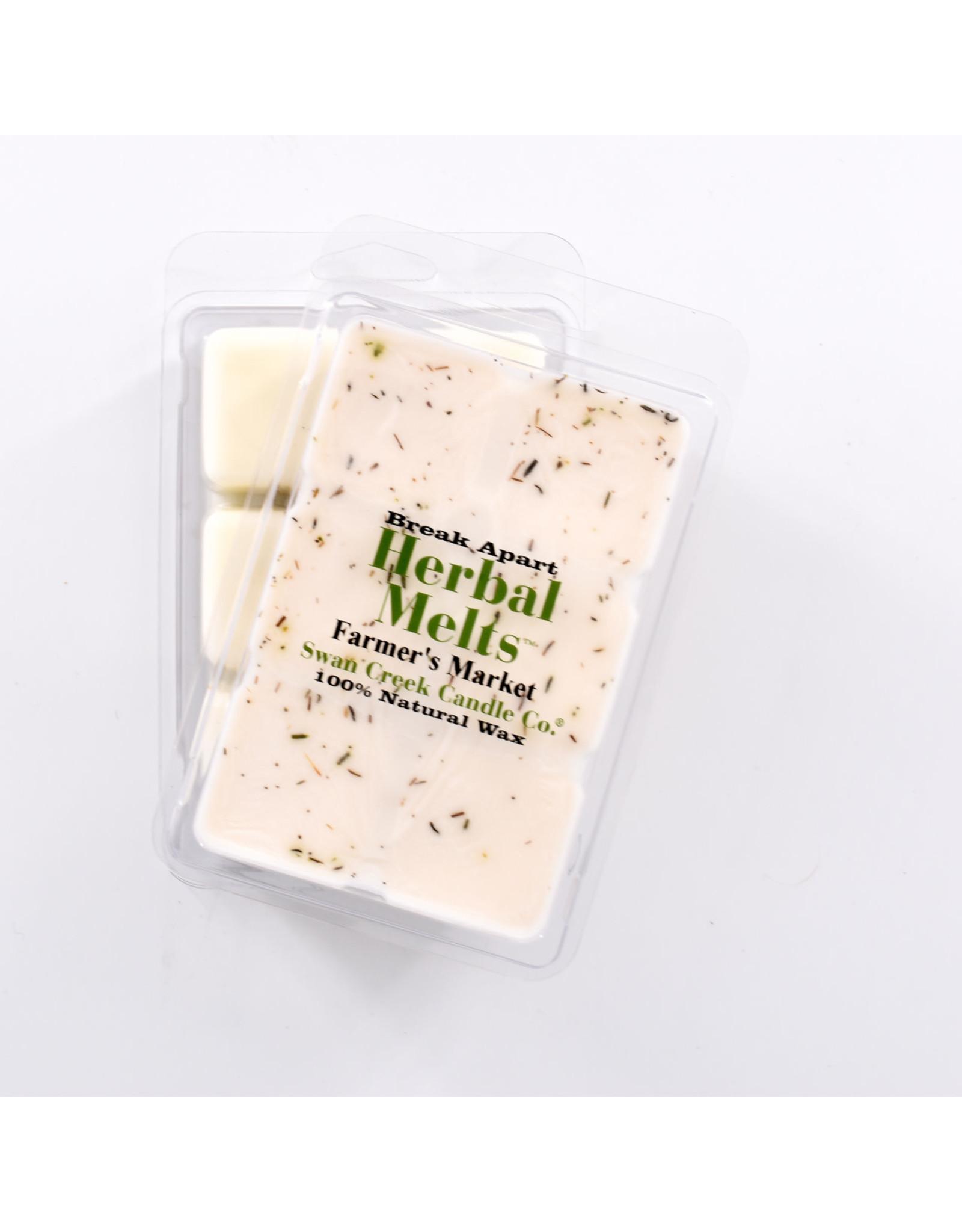 Swan Creek Wax Melts, Farmer's Market, 4.75 oz
