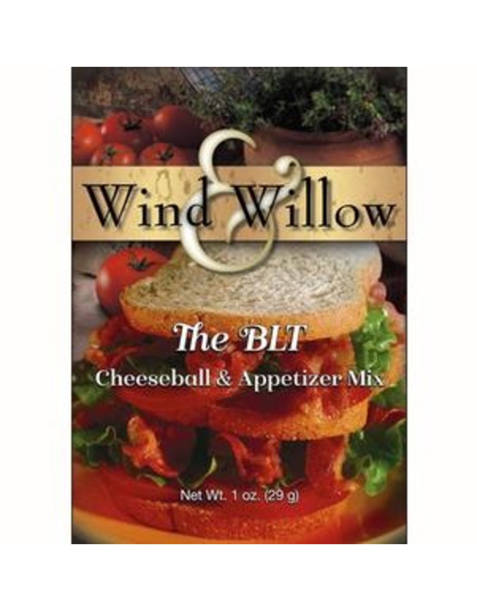 Wind & Willow The BLT Cheeseball Mix, 1oz