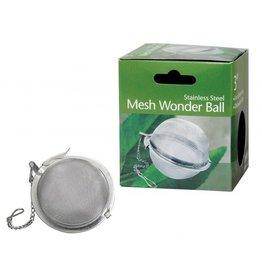 "Tea Ball, Mesh Wonder Ball, 3"" Stainless Steel"