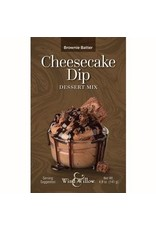 Wind & Willow Brownie Batter Cheesecake Dip, 4.9oz