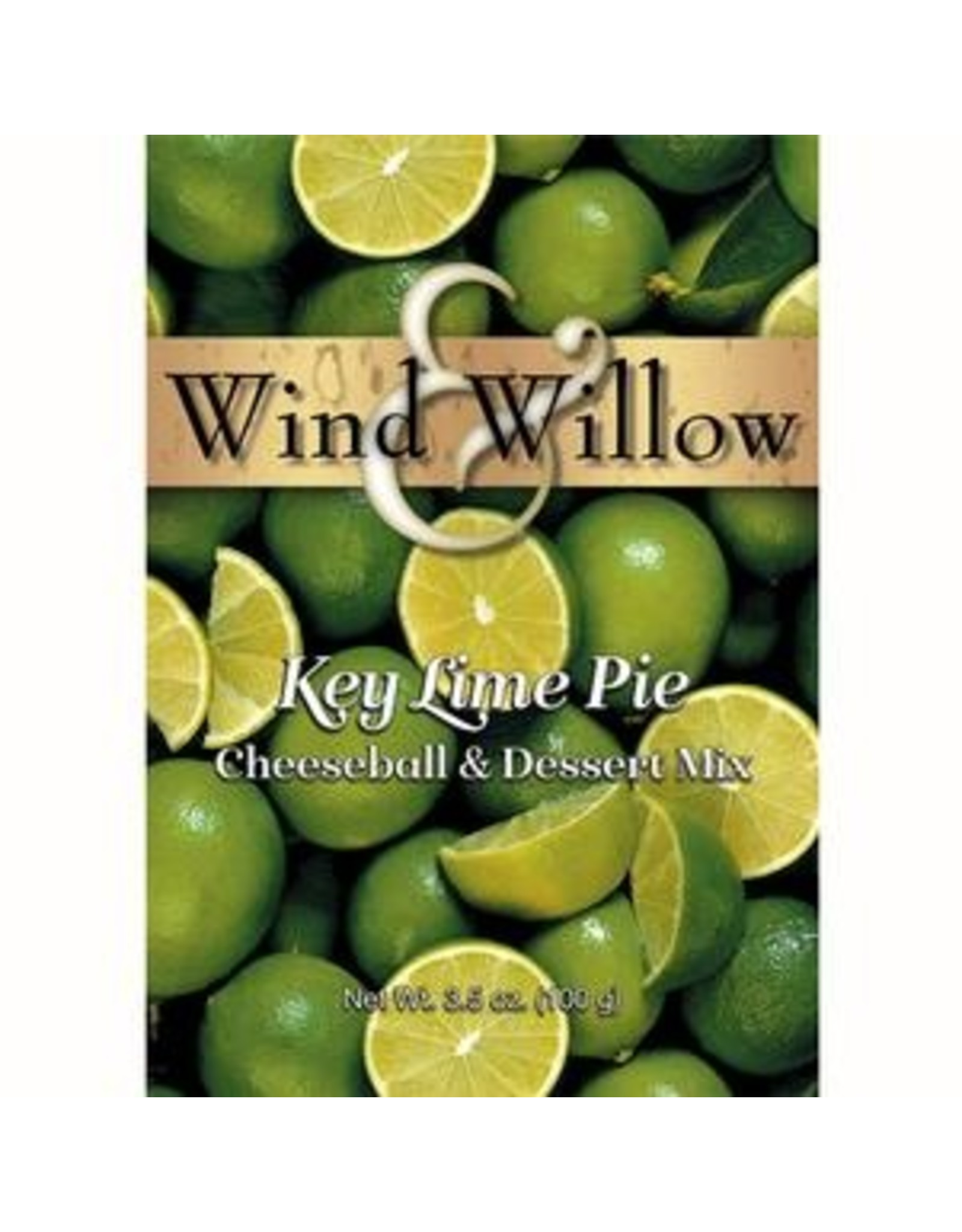 Wind & Willow Key Lime Cheeseball Mix, 3.5oz