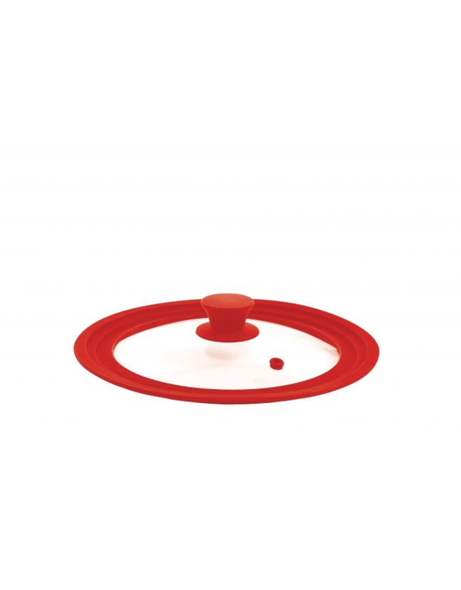 Universal Pot Lid, Red