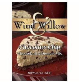 Wind & Willow Chocolate Chip Cheeseball Mix, 3.7oz