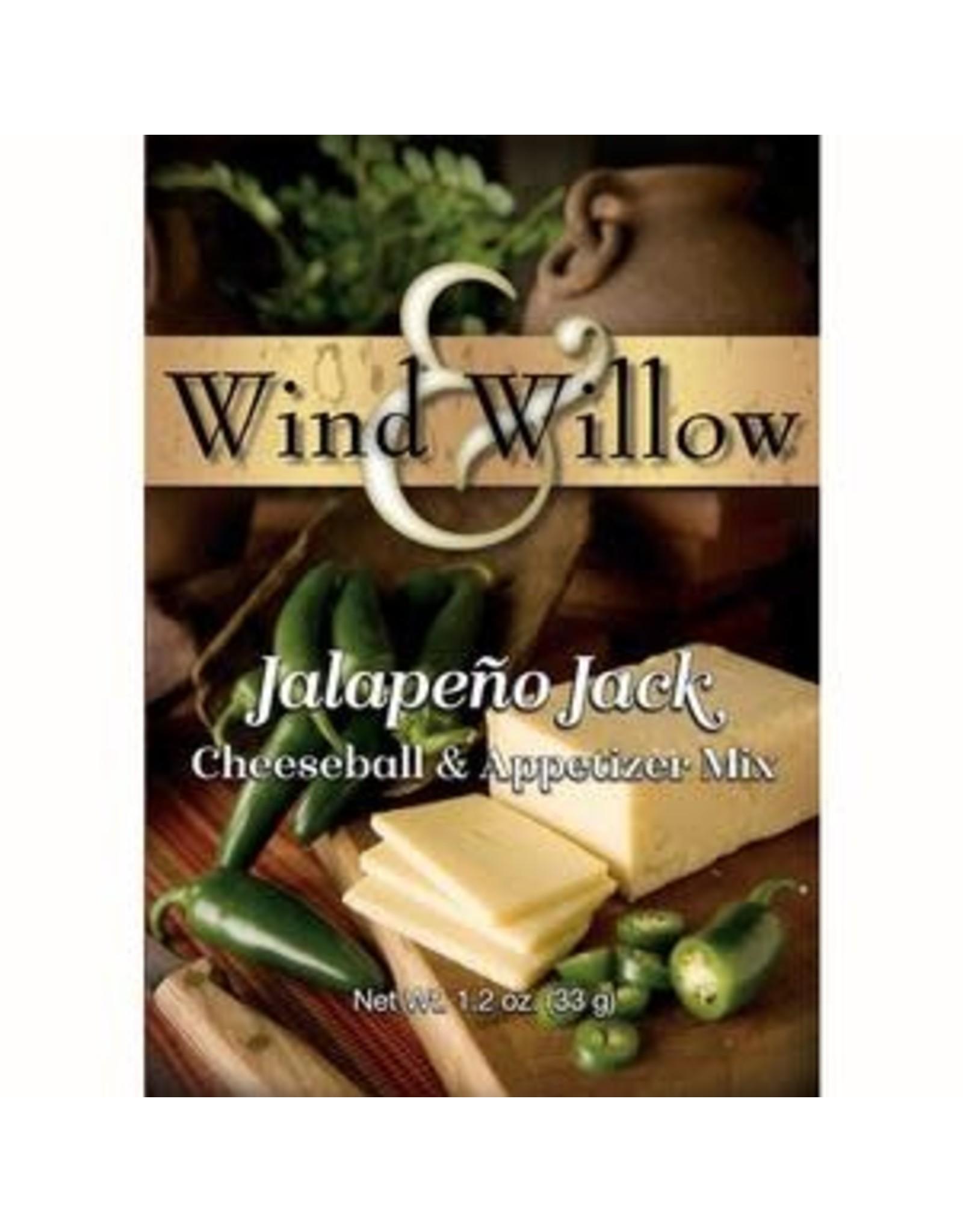 Wind & Willow Jalapeno Jack Cheeseball Mix, 1.2oz
