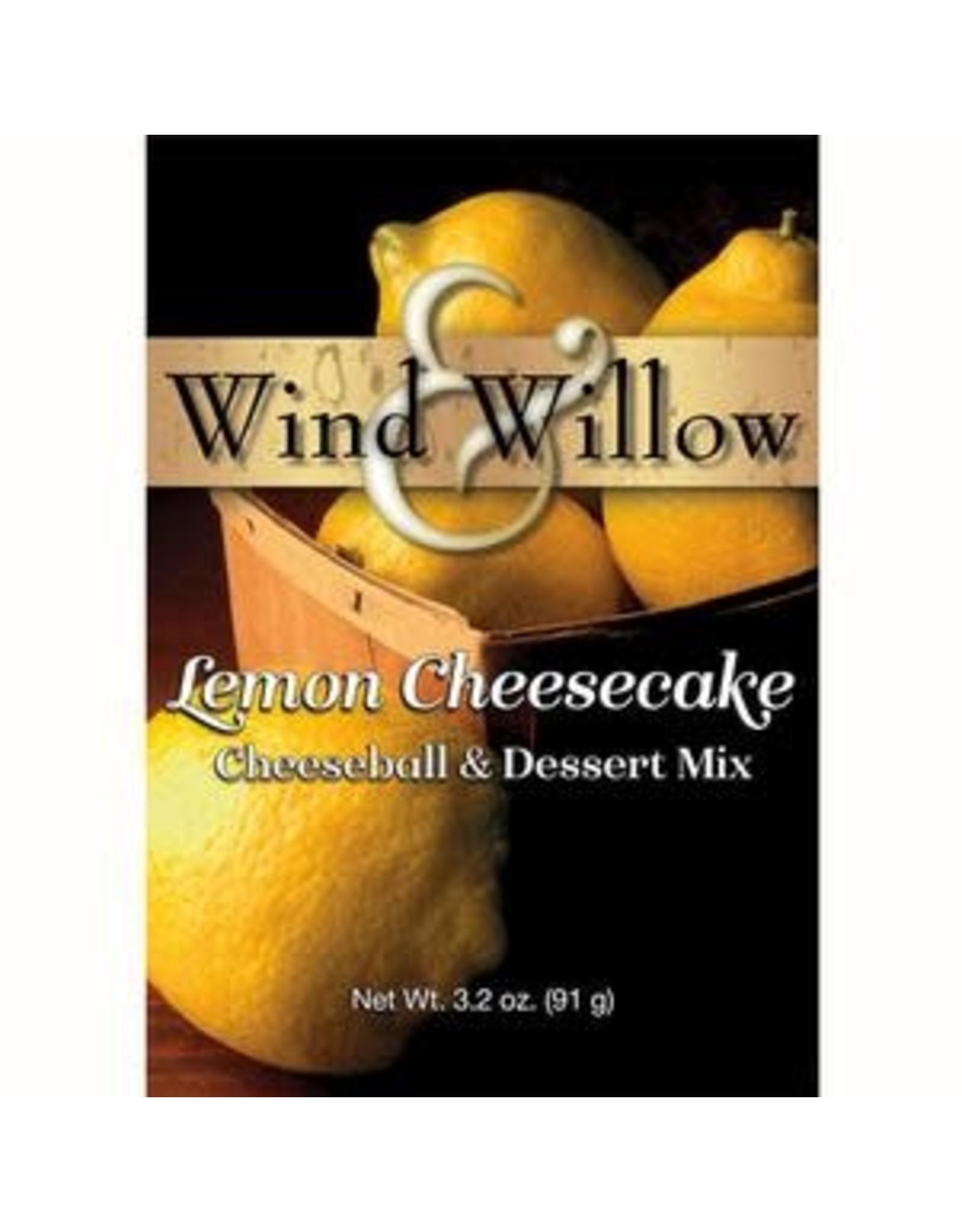 Wind & Willow Lemon Cheesecake Dessert Mix, 3.2oz