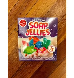 Craft book- Make your own Soap Jellies