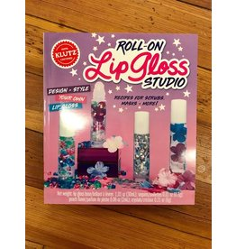 Craft Book- Make your own Roll-on Lip Gloss