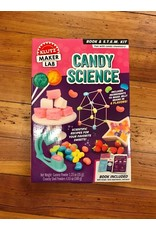 CANDY SCIENCE BOOK