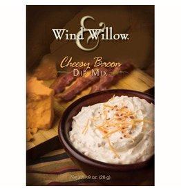 Wind & Willow Cheesy Bacon Dip Mix, .9 oz