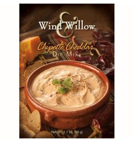Wind & Willow Chipotle Cheddar Dip Mix, .7 oz