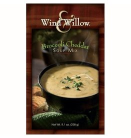 Wind & Willow Broccoli Cheddar Soup Mix, 9.1 oz