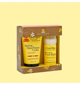 Hand & Foot Repair Kit- Orange Blossom Honey