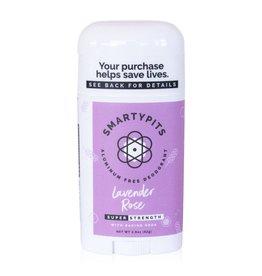 Deodorant, Aluminum Free, Lavender Rose 2.9 oz