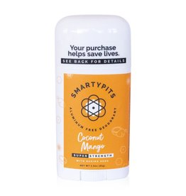 Deodorant, Aluminum Free, Coconut Mango  2.9 oz