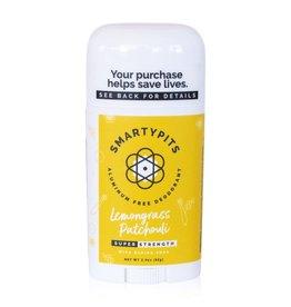 Deodorant, Aluminum Free, Lemongrass Patchouli  2.9 oz