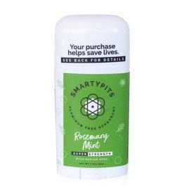 Deodorant, Aluminum Free, Rosemary Mint  2.9 oz