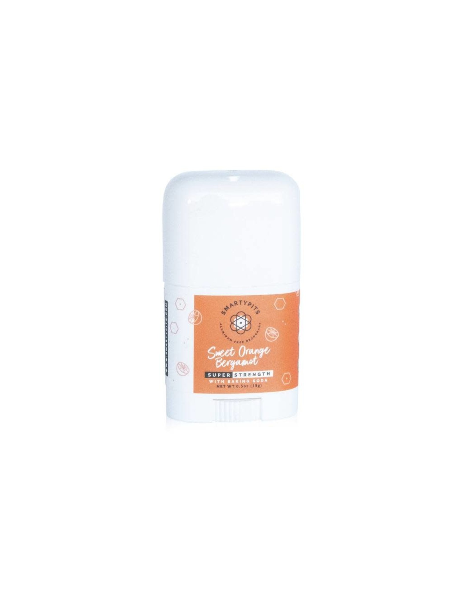 Deodorant, Aluminum Free, Sweet Orange Bergamot  0.5 oz