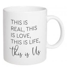 P Graham Dunn Mug, Ceramic- This Is Us