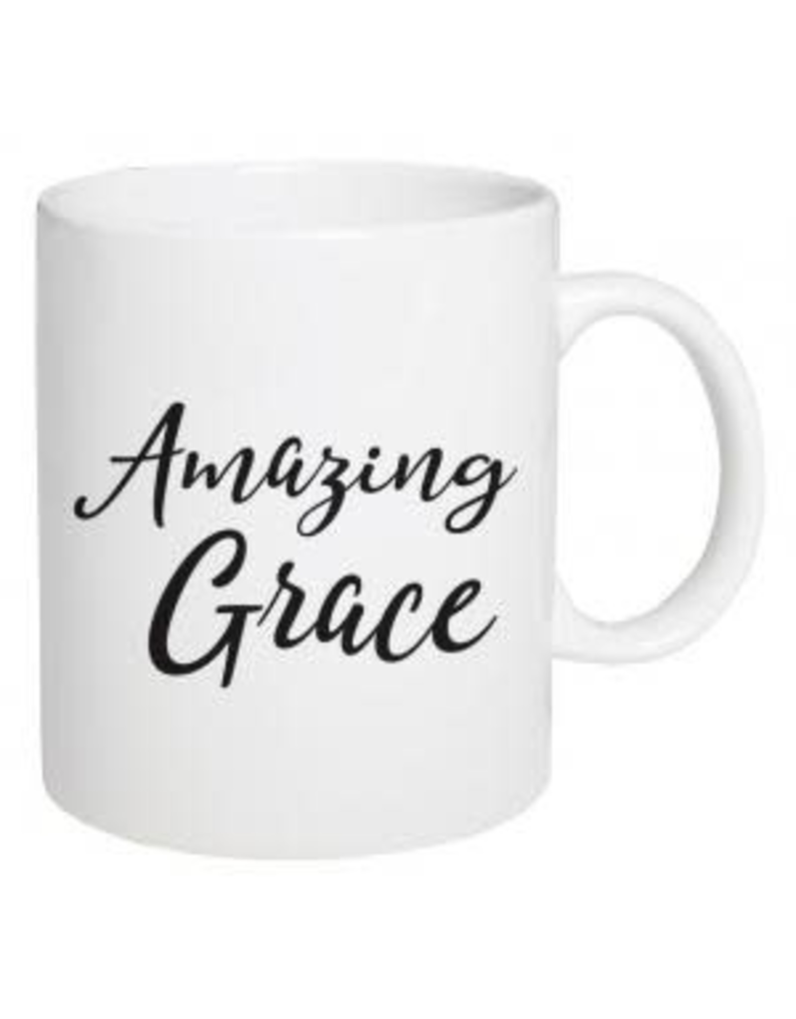 P Graham Dunn Mug, Ceramic- Amazing Grace