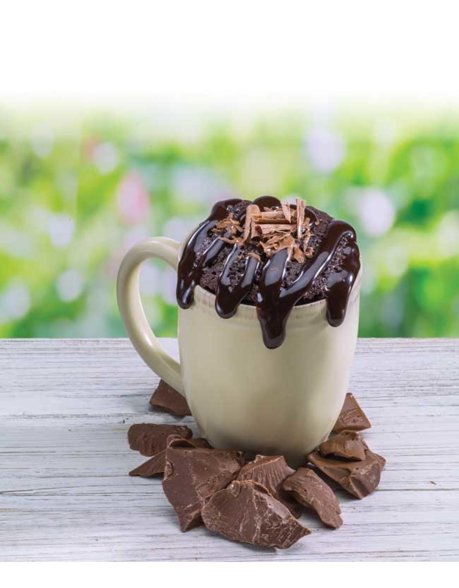 Single Serve Mug Brownie, Ooey Gooey Chocolate, 2.75 oz