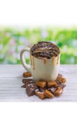Single Serve Mug Brownie, Salted Caramel, 2.75 oz