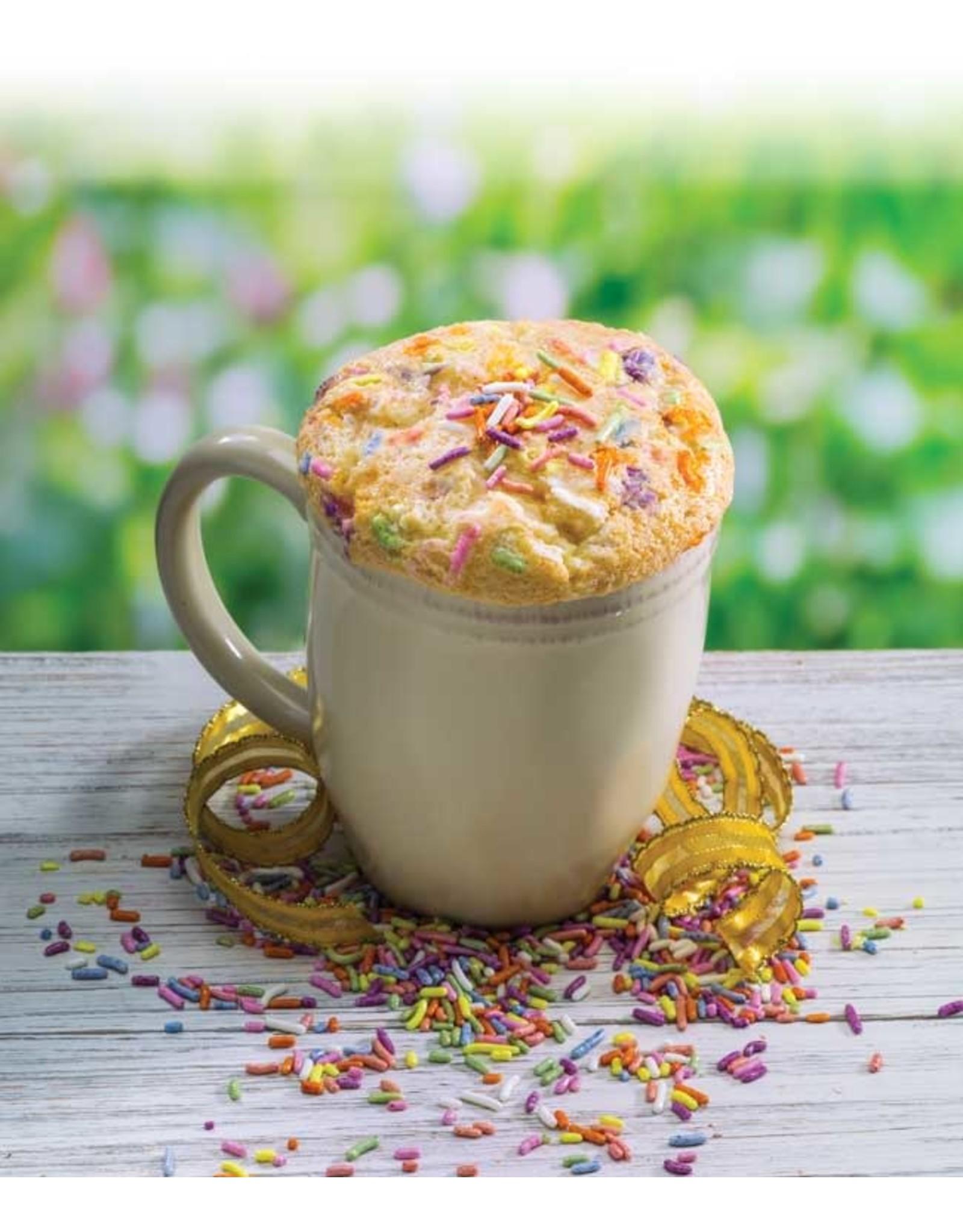 Single Serve Mug Cake, Celebration, 2.75 oz