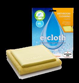 E-Cloth E-Cloth Bathroom Cleaning Cloth, S/2